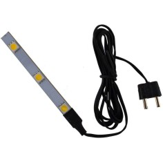 3 led strip 3-3.5V. available in colors: