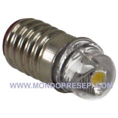 Led 3-3.5 V. E5.5 diffused warm light