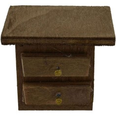 Bedside table cm 3x1,7x3 h.