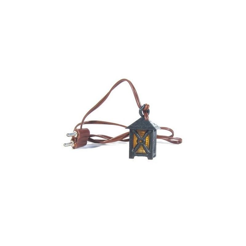 Lanterna piccola a luce gialla 3,5Volt- LG43