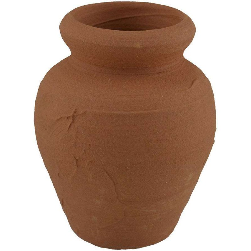 Amphora in terracotta 7 cm