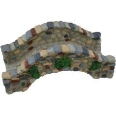 Mondo Presepi Ponte in resina cm 14x6