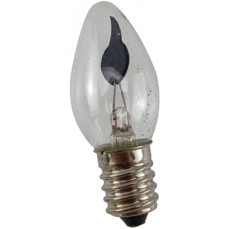 Mondo Presepi Lampada cm 5 effetto fuoco presepe E14 - FF1