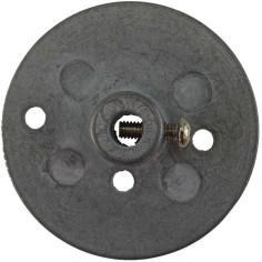 Puleggia Ø 3,5 cm per motoriduttori 2W  - 1