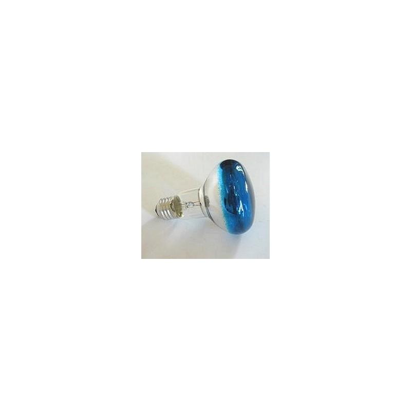 Lampada spot blu E27-60W Cod. IL02