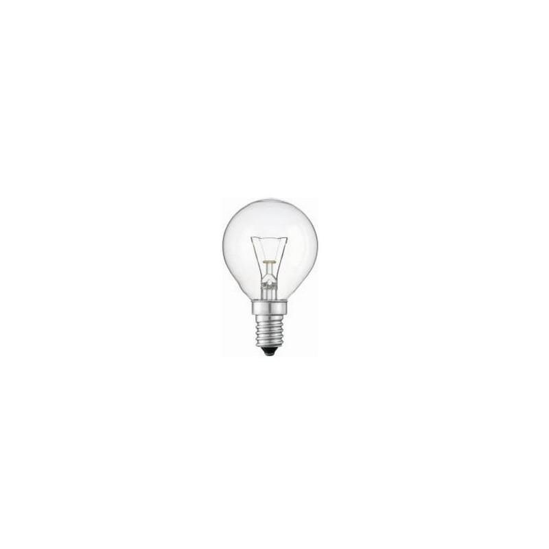 E14 lamp - 25W transparent