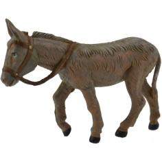 Mondo Presepi Asino Fontanini per statue da 12 cm -animali