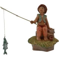 fisherman nativity fontanini