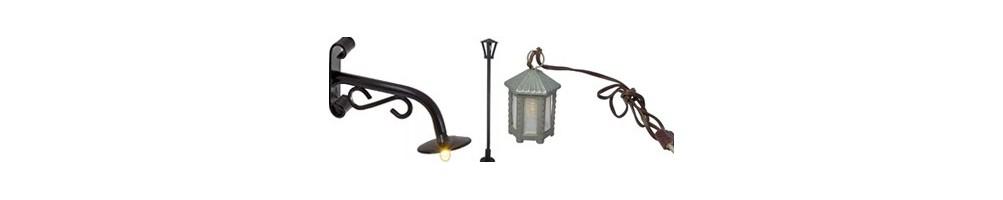 Lanterne - lampioni - luci