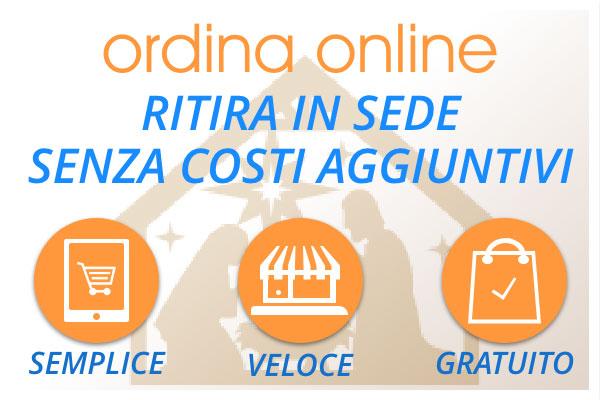 Spedizione gratuita in Italia per ordini superiori a 105€